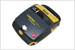 自動体外除細動AED